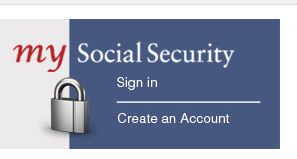 Www social security gov my account
