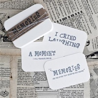 Give gift of happy memories